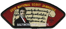BALTIMORE AREA COUNCIL JAMBOREE 2010 PATCH BOY SCOUT 2017 STOCK UP 2.0