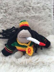 Pg Tips Monkey  (Outfit only) Rasta Monkey