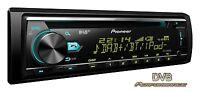 Pioneer DEH-X7800DAB Car CD MP3 Stereo Bluetooth DAB Radio iPod iPhone Android