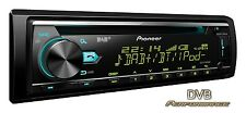 Pioneer deh-x7800dab Auto CD mp3 Bluetooth stereo DAB Radio iPod iPhone Android