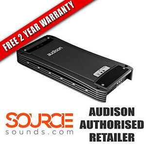 Audison AV Quattro 4 Channel Amplifier - FREE TWO YEAR WARRANTY