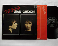 Jean GUIDONI Crime passionnel ORIG LP 33 tours PHILIPS (1987)A.PIAZZOLA NM/MINT