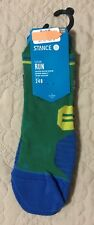 AUTHENTIC STANCE HIGHLIGHT MEN'S RUNNING  SOCKS XL