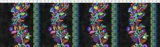 In The Beginning Teapot Sampler - Digital 2TPS 1 Decorative Stripe Cotton