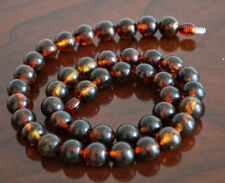 Natural Baltic Amber Cherry Necklace  33 gr