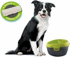DOG / CAT / PUPPY FRESH FILTERED WATER DRINKING FOUNTAIN OFFERING DENTAL CARE