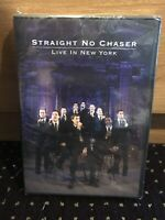STRAIGHT NO CHASER LIVE IN NEW YORK 18 SONG 2010 DVD QUEEN TOTO STANDARDS COVERS