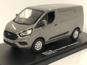 2108 Ford Transit Custom V362 MCA Magnetic Grey 1:43 Scale Greenlight 51274