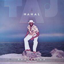 """Taj Mahal Evolution The Most Recent Blues 33rpm 12"""" Vinyl LP record Rock R&B"""
