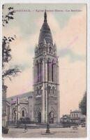CPA 33000 BORDEAUX Eglise Sainte Marie la Bastide