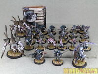 30&50mm Hordes WDS painted Legion of Everblight Army Box d18