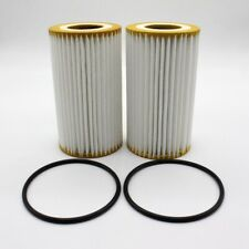 2 Engine Oil Filter for Porsche 911 Boxster Cayman Cayenne Carrera 99610722553