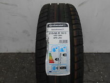1 Sommerreifen Continental Vanco Contact 215/65R16C 102/100H Neu!