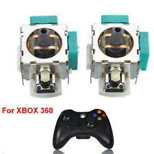 2PCS Wireless Analog Controller Replacements 3D Joystick for Xbox 360 Controller