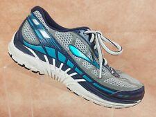 Brooks Dyad 8 Womens Running Shoe Size 6.5 Gray Blue Athletic Shoe