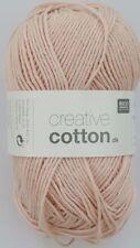 Lanas color principal rosa algodón