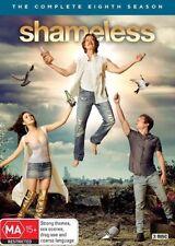 Shameless : Season 8 (DVD, 2018, 3-Disc Set)