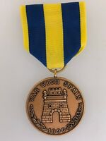 GENUINE Full Size U.S United States ARMY Spanish American War Medal 1898 Cuba