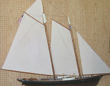 Vintage Ship Model America Sailing Yacht of 1851 - America's Cup