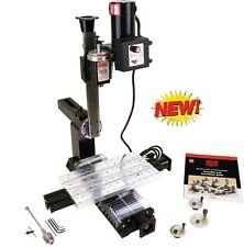 Sherline 5800-CNC Next Generation MILL (18″ base) CNC-Ready for step motor mount