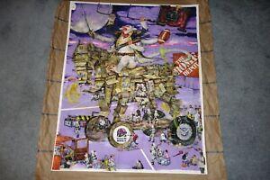 Mu Pan Super Saian George With Trojan Horse Print