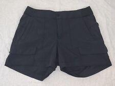Athleta Women's Black Nylon Shorts Size 8