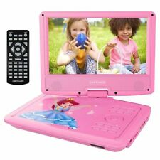 "DB Power 9.5"" Portable DVD Player - Pink"