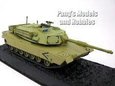 M1 Abrams Main Battle Tank 1/72 Scale Diecast Model by Altaya