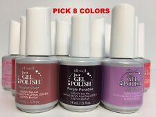 IBD Just Gel Polish Soak off Colors. CHOOSE 8 COLORS SET OF YOUR CHOICE. 0.5 OZ