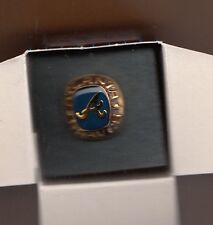 VINTAGE ATLANTA BRAVES LAPEL PIN TIE TACK Handcrafted by BALFOUR INC OLD STOCK