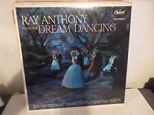 RAY ANTHONY PLAYS FOR DREAM DANCING LP CAPITAL T-723