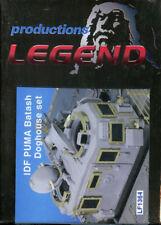 Legend Productions 1:35 IDF Puma Batash Doghouse Set For Hobbyboss #LF1364