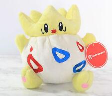 "Birthday Gift Idea Pokemon Go Nintendo Togepi Plush Toy Doll 8"" US Seller"