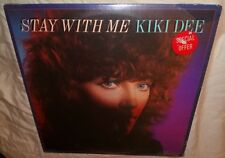 Kiki Dee, Stay With Me, 1978 VINYL LP *NEW, STILL SEALED*
