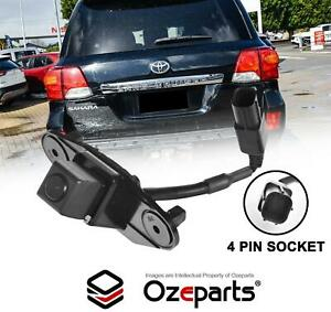 Back Up Rear View Reverse Camera For Toyota Landcruiser 200 Series 2007~2015