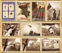 32pcs Vintage Postcard History Photo Picture Poster Post Cards Box Set