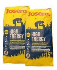 2x15kg Josera High Energy Hundefutter ***TOP PREIS***
