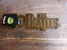 Beatles - Logo - Bottle Opener/Fles opener