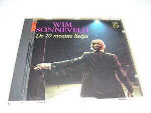 Wim Sonneveld - De 20 Mooiste Liedjes * WEST GERMANY / HOLLAND CD 1990 *