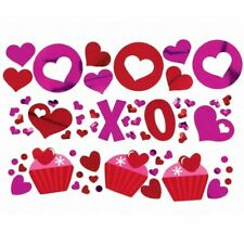 Confetti Amscan International Valentines Day Triple Value Pack 1.2oz Hearts Love