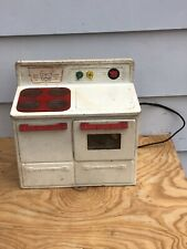 Vintage 1940 Little Lady EMPIRE Toy Stove Rare