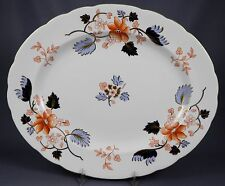 ROYAL CROWN DERBY BEAUMONT A569  Medium Oval Serving Platter