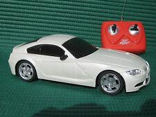 MODELLINO AUTO MACCHININA RADIOCOMANDATA 1:20 RADIOCOMANDO BMW Z4M grigioSY323-3