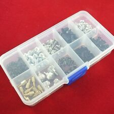 175pcs Computer Screws for Motherboard PC Case CD-ROM Hard disk Notebook Screws