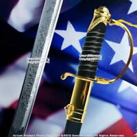 US Military CSA Cavalry Saber Sword Confederate Saber Civil War Officer Replica