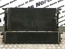 Audi A5 8T 12-16 2.0TDI Automatic Radiator Pack with Fans 4G0145804D 8K0121251AJ