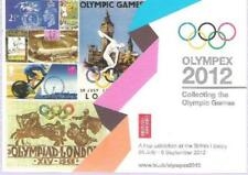 Sport - Olympics 2012, London -Olympex Collecting exhibition publicity postcard