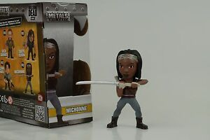 Fim Movie Walking Dead Michonne 3 7/8in Figurine Jada