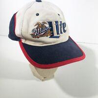 Miller Lite Rusty Wallace 2 Snap Back Hat