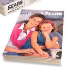 1993 SEARS Catalog - Last Printed Big Book, Original, Vintage, Collectible